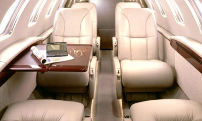 """The Craze For Private Jets: Akwa Ibom Governor Acquires N738b Worth Of """"Private"""" Jet"""